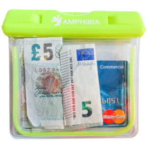 waterproof case for money