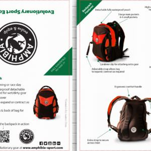 Sports Backpack details