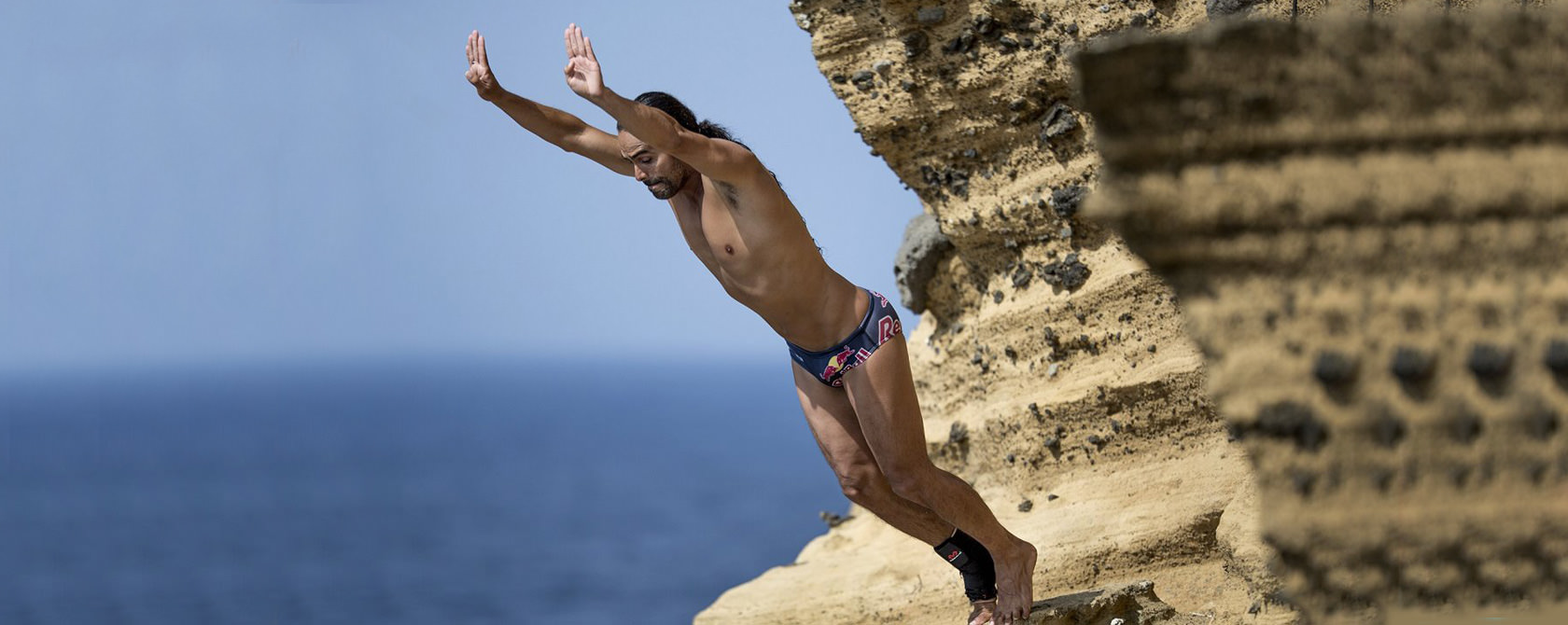 Orlando Duque – World Champion Cliff Diver
