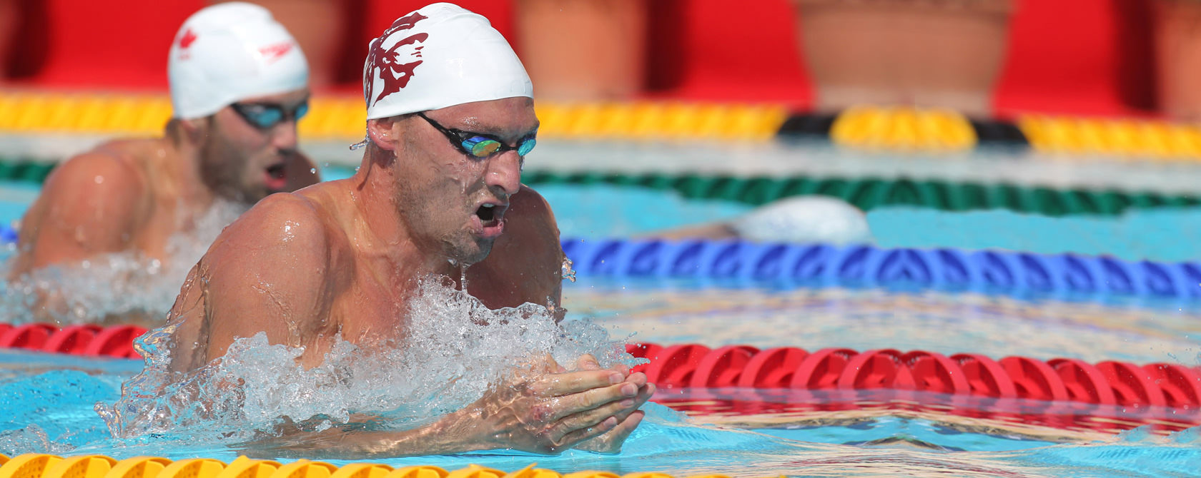 Andrew Bree – Olympian Swimmer
